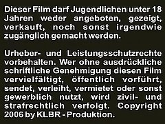 Amateur German girl found on the street - KLBR Produktion