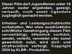 Amateur German girl found on the street - KLBR Produktion