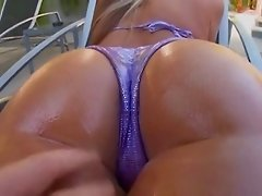 blonde takes nice cock