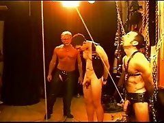 Five man sensual CBT, BDS