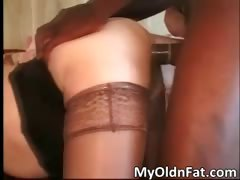 Big ass hot MILF gets moist twat