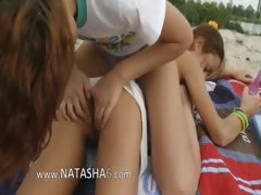 Two lesbian teenies from czechrepublic