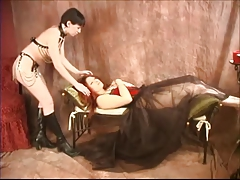 Gothic Lesbian Bondage