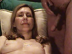 Toni Blow Job Mature Hairy Swinger