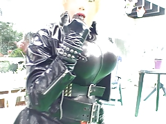 Roxina Latex Doll Out