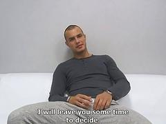 CZECH GAY CASTING  SEXY BOY ZDENEK (1353)