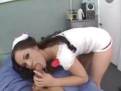 Z44B 1154 Sexy Nurse