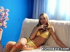 Kinky Wild Bodacious Smoking Sex
