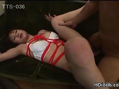 Yuuna Miyazawa Fucked For Bondage
