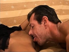 penetrating and fisting between lovers