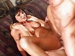 Busty Brunette Married Woman Fuc...