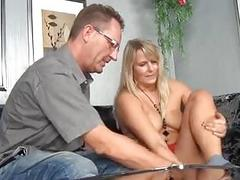 Fat Mature Gives A Bj And Fucks...