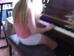 Fucking My Piano Tutor