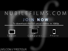 Nubile Films - Finger fucking lesbians