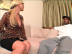 Amber Lynn has a bangin body! When there was a knock at the
