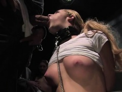 Hot pretty sweetheart punished and fucked