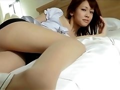 Japanese Girls Pantyhose