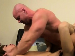 Hot twink scene Horrible boss Mitch Vaughn wasn't impressed