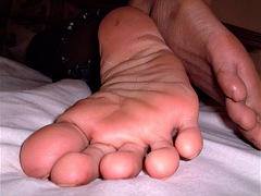 thai toes and soles - asian foot fetish with sexy feet