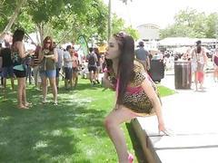 Cali solo porn brunette ftvgirl public