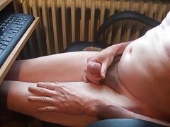Beim Wixporno schauen abgewixt