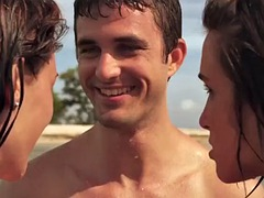nude celebs - hollywood threesomes 1