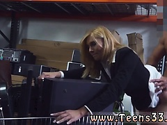 Vintage babe big tits Hot Milf Banged At The PawnSHop