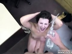Squirting fisting big tits first time Customer's Wife
