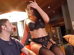 BBC Slut Gabriella Paltrova Loves Anal