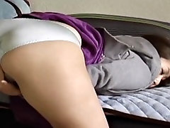 extra small japanese soaks underwear with pussy juice