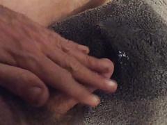 Towel pee