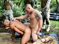 Naked military s gay first time knight, this dude is closing
