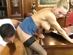 Blonde german milf wife Alicia from 1fuckdatecom