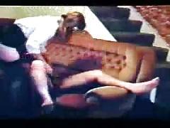Scopata sul divano di casa xx