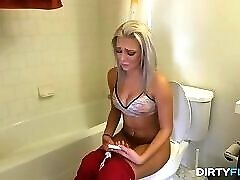 Dirty Flix - Tiffany Watson - Knocking up his slutty stepsis