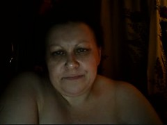 Warm Euro adult mother Karen play on skype