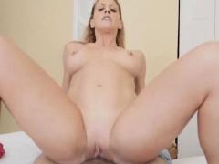 Perfect blonde milf big tits Cherie Deville in