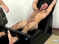 Extreme foot fetish gay porn