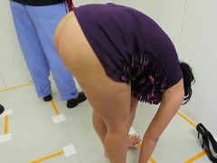 Butt plug and dildo bondage orgasm punishment first time Tal