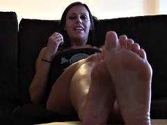 worship my feet or face your punishment