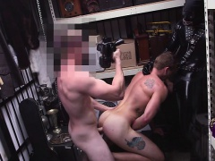 Hunk rocker encounter deep holed