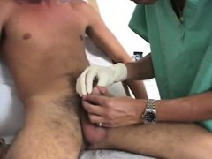 Gay doctor medical exams dirty and young gay boys fucking by