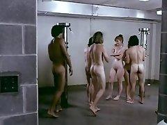 Several Naked Guys Are Gonna Gangbang Nude Skinny Vixen
