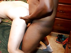 Wife Enjoying Her Black Cock Friend Again