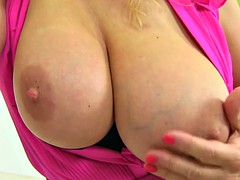 mature big breasted mom lucy gresty with sexy body