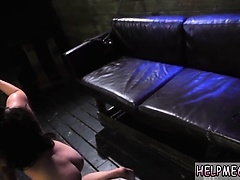 Bdsm oral fuck and tied bondage squirt orgasm xxx Helpless t