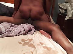 Bottom boy fucked bareback and creampied by BBC july