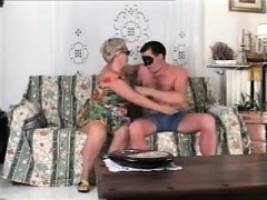 German adult couple sex