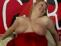 Guy and hot busty bitch pissing and fucking