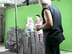 Planet Areola BTS